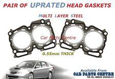 FOR IMPREZA 2.0 WRX STi UPRATED MLS METAL CYLINDER HEAD GASKET GASKETS EJ207