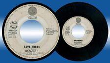 Philippines NAZARETH Love Hurts 45rpm Record