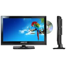 "Axess TVD1801-13 13.3"" LED AC/DC TV with DVD Player Brand New TVD-1801 Brand New"