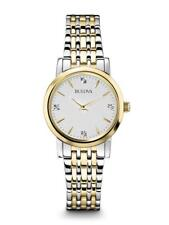 Bulova Women's Diamond Collection Model# 98P115