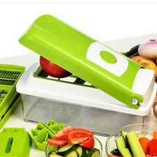 Nicer Dicer Plus Vegetable Fruit Multi Peeler cookie Cutter Chopper Slicer