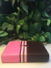 NIV True Images: The Bible for Teen Girls Bonded Leather Vibrant Brown/Pink