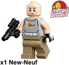 Lego - Figurine Minifig Star Wars Commander Gregor + weapon sw748 75157 NEW