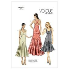 Vogue Sewing Pattern V8814 Women's Evening Dress Special Occasion
