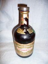 Vintage Prince Charles Edward's Liqueur Drambuie 23/32 Qt Glass Bottle