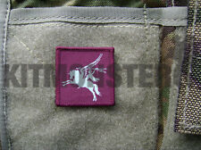 British Army VCRO backed Pegasus Airborne patch badge full colours 16AA 4x4cm