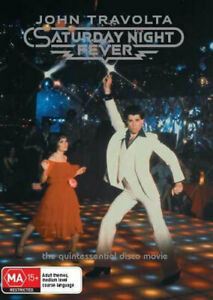 Saturday Night Fever | DVD Region 4 (PAL) (Australia) Free Post