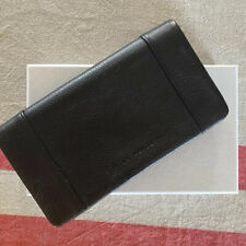 """Status Anxiety Black Leather Wallet """"Some Type Of Love"""" Ladies Women's Purse"""