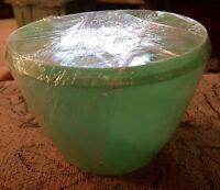Vintage Green Tupperware Lettuce Keeper Container ONLY Vtg Jadite 679