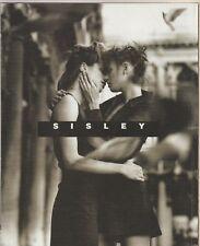 Sisley Venice Diary Fahion Photo book 1996 photograph Ewa Maria Runquist