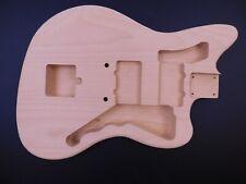 Alder JM-Style Guitar Body