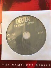 Dexter - Season 7, Disc 3 REPLACEMENT DISC (not full season)