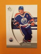 2005-06 SP Authentic Hockey #42 Wayne Gretzky