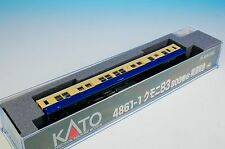 KATO 4861-1 N Scale Gauge JNR Electric Train Type KUMONI 83 800 Motorize car