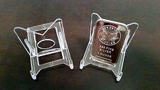 "~15 Adjustable 2"" Display Stand Easel Coins Silver Gold Platinum Eagle Dollar"
