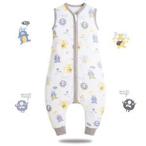 Baby Schlafsack Sommerschlafsack Sommer Kinder Baumwolle Schlafsäcke Mit Beinen
