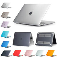 "Slim Protective Case Cover Skin For Apple Macbook Air Pro Retina 11"" 13"" 15"" 12"""