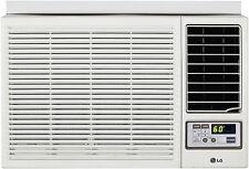 LG LW1815HR - 18,000 BTU 220V Window A/C w/ Heat: Remote & Window Vent Kit Incl.