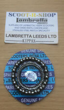 LAMBRETTA GP SIL FORK STEERING BEARINGS. TOP AND BOTTOM.  BRAND NEW.