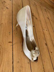 Dune Wedding Shoes Size 7