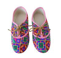 Women Shoes Indian Handmade Designer Ballerinas Jutties UK 2.5-5.5 EU 35-38.5