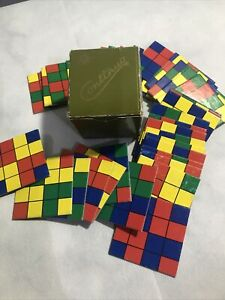 Vintage 1982 CONTINUO by Hiron Games Family Card game For 1 - 5 Players