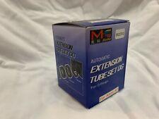 Meike TTL AF Auto Focus Macro Extension Tube Set - Nikon AF AF-S DSLR Cameras