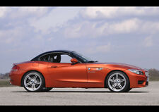 BMW Z4 ROADSTER SIDE VIEW NEW A4 POSTER GLOSS PRINT LAMINATED