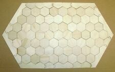 Settlers of Catan Board Game Frame with 65 Hexagons