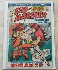 New ListingBronze Age Comics: Sub-Mariner: #50 (June, 1972) (Grade 5.0) *No Reserve*