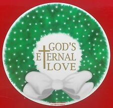 LMH MAGNET Holiday  GOD'S ETERNAL LOVE  Noel MERRY CHRISTMAS Car Truck GIANT 15""