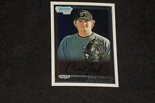 CHAD JENKINS 2010 BOWMAN CHROME ROOKIE CERTIFIED SIGNED AUTOGRAPHED BLUE JAYS