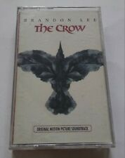 The Crow Soundtrack Cassette Tape