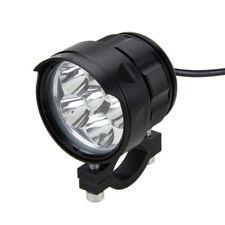 60W Super Bright 6x XM-L T6 LED Motorcycle Headlight Lamp Spot Driving Fog Light