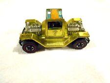 Mattel Hot Wheel Red Line T-4-2 Anti Freeze Green