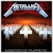 Master of Puppets [LP] by Metallica (Vinyl, Aug-2014, Rhino (Label))