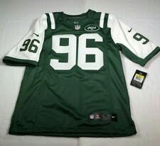 NFL NY Jets Football Jersey Player Wilkerson Size Small NEW WITH TAGS