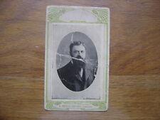 Image ancienne de collection TRISTAN BERBARD litterateur photo Gerschel