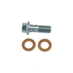 Brake Hydraulic Banjo Bolt Rear,Front Carlson H9473-2