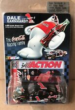 Dale Earnhardt Jr. Coca-Cola car #1 Polar Bear 1998 Monte Carlo- 1:64 scale
