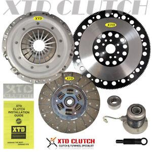 HD CLUTCH & 16LBS FLYWHEEL KIT 2005 2006 2007 2008 2009 2010 MUSTANG GT BULLITT
