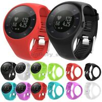 New Silicone Replacement Strap Band Wriststrap Bracelet For Polar M200 GPS Watch