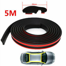 "Universal 0.79"" Car Front Rear Windscreen Roof Rubber Seal Strip Moulding Trim"