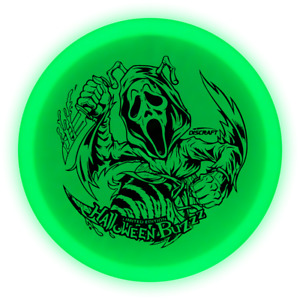 Discraft Limited Edition Halloween Z Buzzz Nite Glo, Assorted Colors