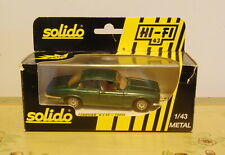Solido (France) 1968-1973 Jaguar XJ12 Saloon, 1/43 Scale, MiB