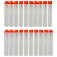 500pcs Glow 7.2cm Refill Bullet Darts for Nerf N-strike Elite Series toy Gun