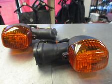 KAWASAKI ZX6-R ZX9-R ZX12-R Z 1000 FRONT LEFT AND RIGHT INDICATORS THE PAIR SET
