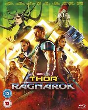 New & Sealed Thor Ragnarok BLU RAY (2018 Release) Free Post