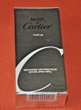 Parfum Must de Cartier recharge vapo-50 ML-Perfume spray refill 1.6fl.oz