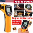 Industry Temperature Gun Digital No-contact Laser Infrared Thermometer IR Meter